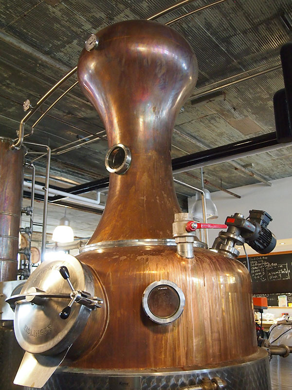 Journeyman Distillery, Three Oaks, Michigan