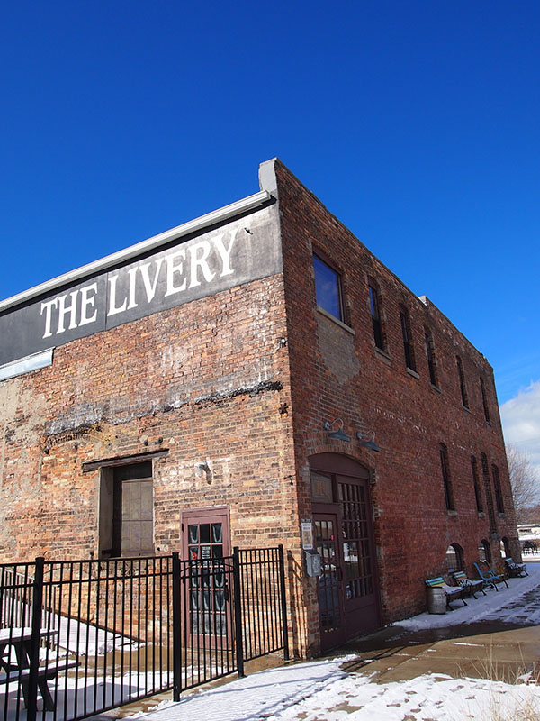 The Livery, Benton Harbor, Michigan
