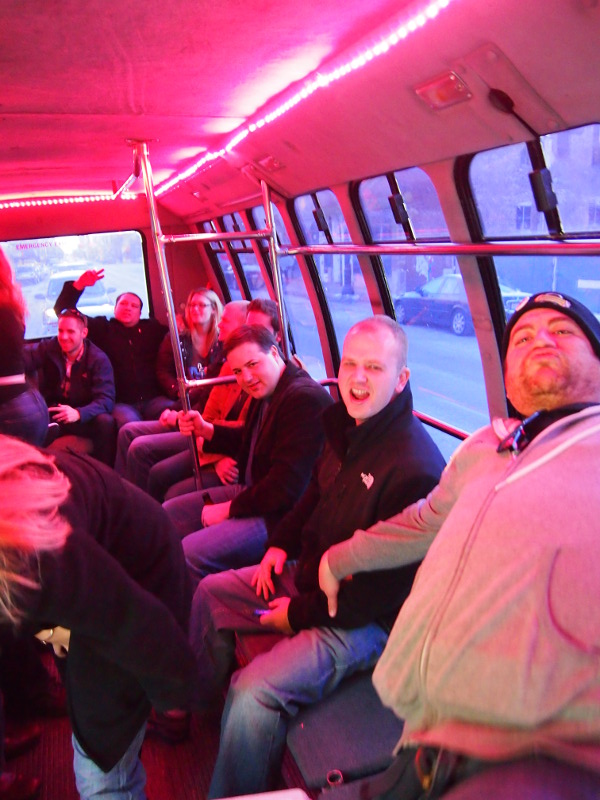 Chicago Brew Bus